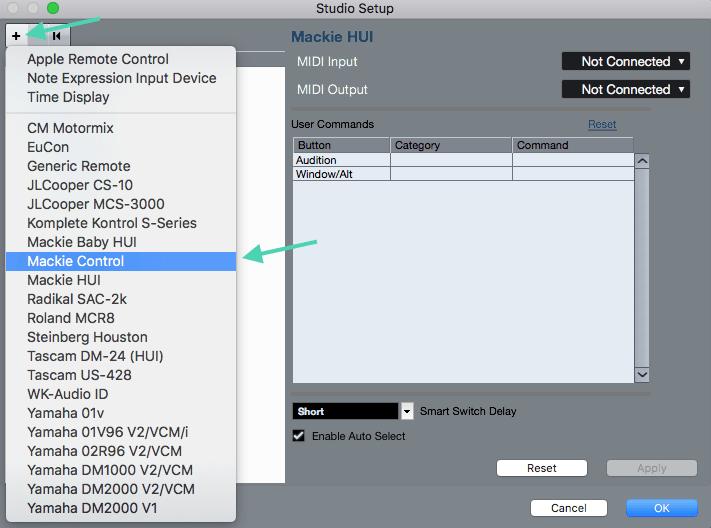 keylab mkii cubase control surface 1