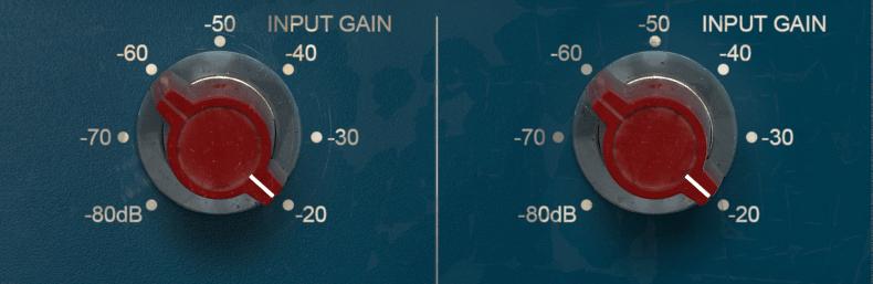 1973 pre input gain max small
