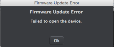 Fail-To-Open-Device