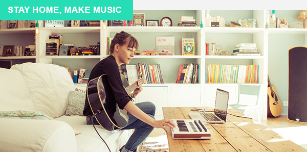 Stay Home, Make Music