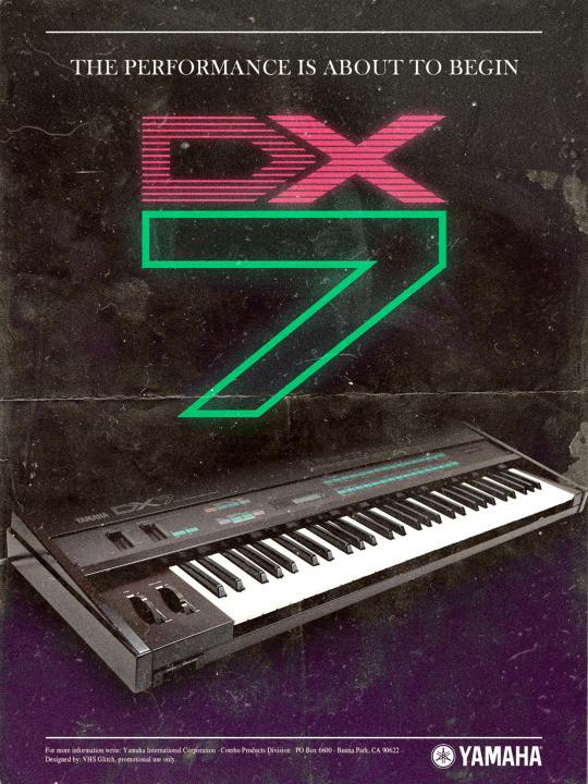 DX7 V - Tips and TricksDX7 VFAQ