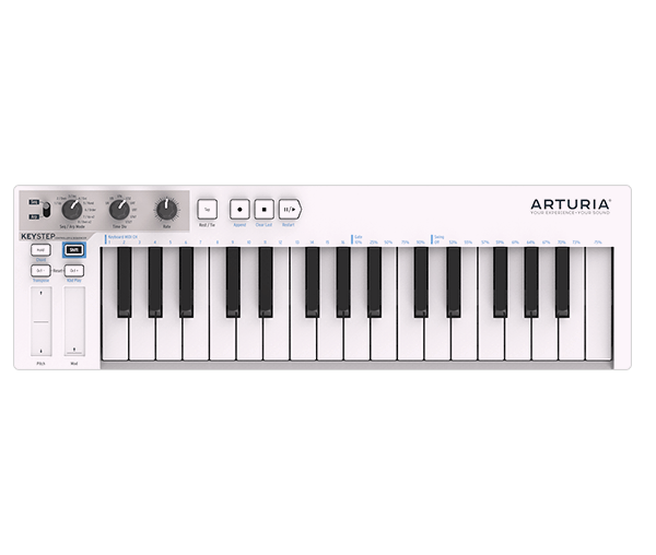 arturia keylab 61 power supply