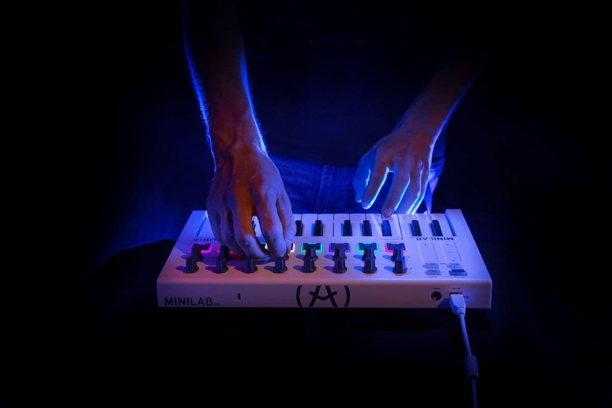 Klawiatura MIDI Arturia MiniLab MK 2