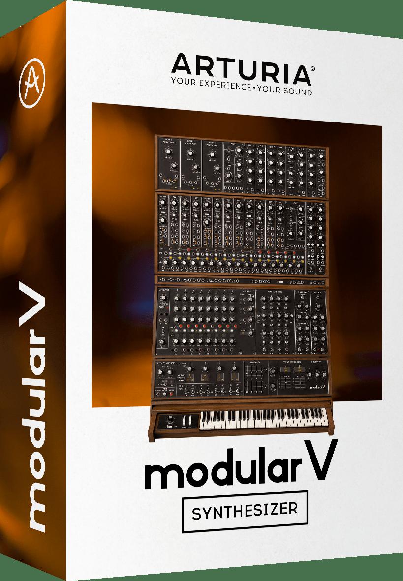 Arturia moog modular v 2 5 crack