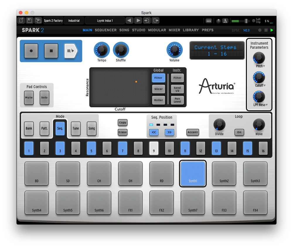 Arturia Overview Squishy Circuits Light Up Your Play Dohr Creations Instantly Familiar To Drum Machine Lovers The Main Page Is A Classic Interface Great For When You Want Quickly Around With Ideas