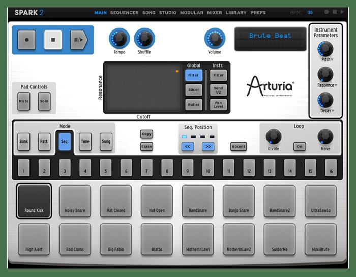 Arturia - Overview