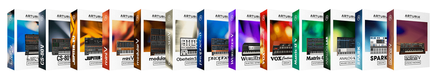 Arturia V Collection 5 v5.0.4 TORRENT